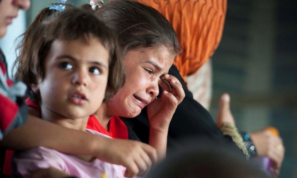 Arab Saudi Adopsi 1.000 Anak Yatim Irak