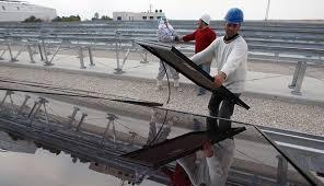 Palestina Luncurkan Pembangkit Listrik Tenaga Surya 30 MW