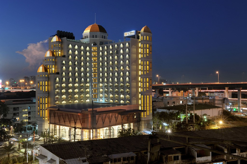 Hotel Sesuai Syariah 242 Kamar Untuk Wisatawan Muslim di Bangkok