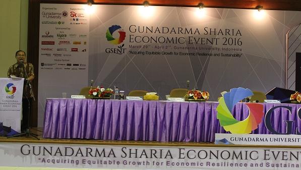 Universitas Gunadarma Wacanakan Buka Prodi Ekonomi Syariah