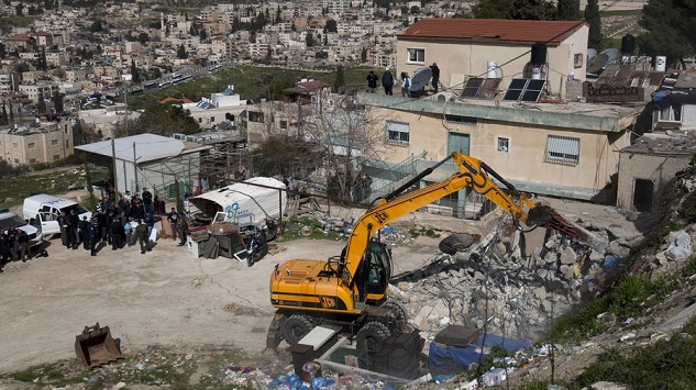 PBB : Israel Hancurkan Bangunan-Bangunan Bantuan Lembaga-Lembaga Internasional