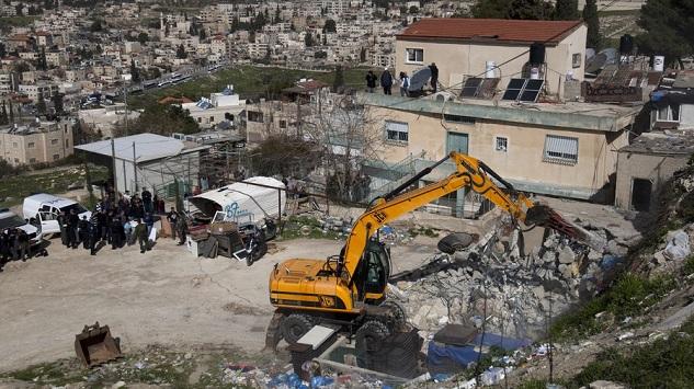 PBB: Dalam Sepekan, Israel Hancurkan Puluhan Rumah Palestina