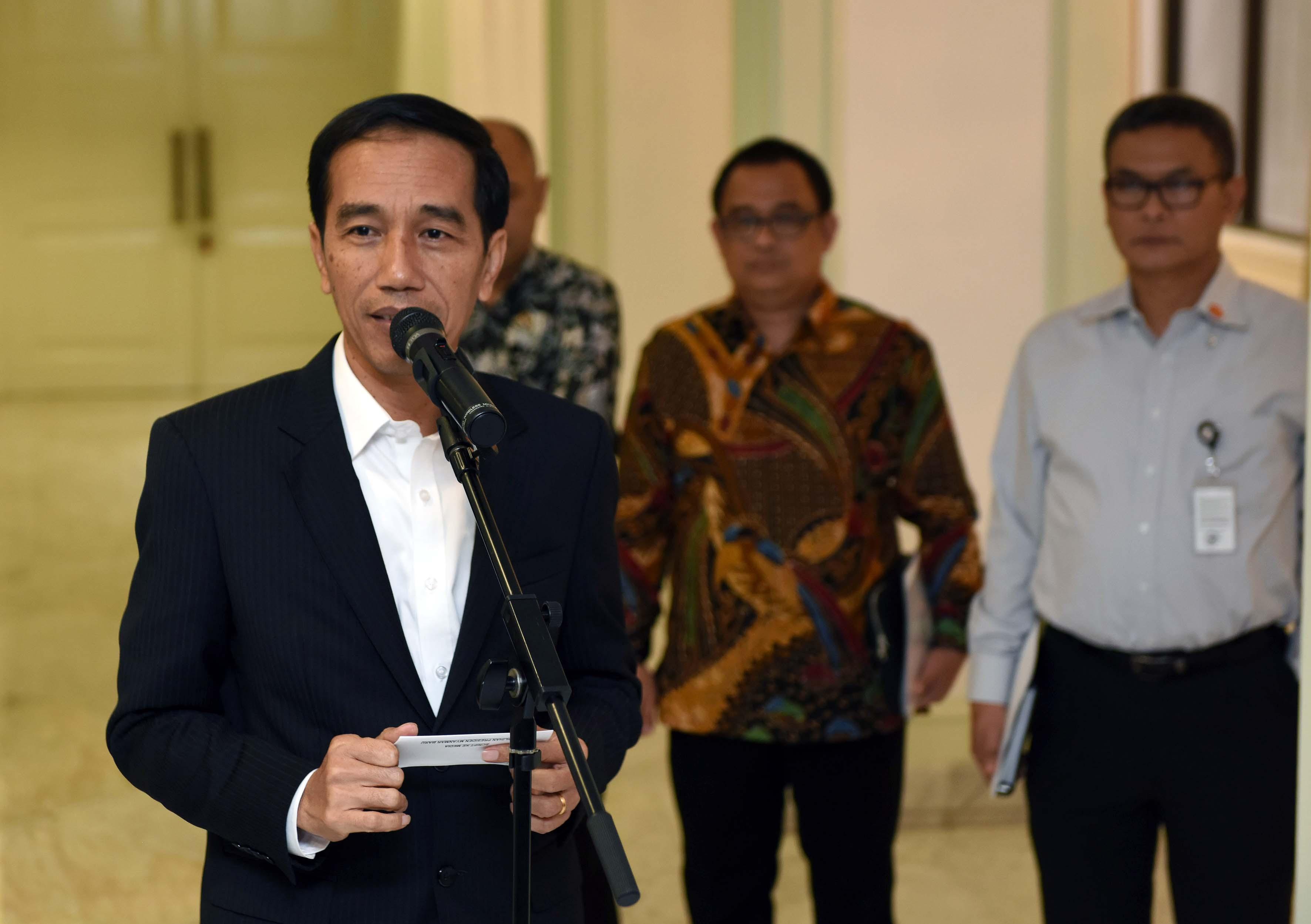 Jokowi : Bila Kita Bersandar pada Al Quran, Insya Allah Indonesia Jadi Lebih Baik