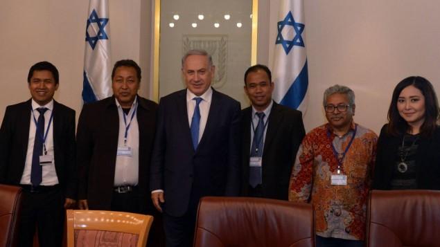Israel Ingin Jalin Hubungan Diplomatik dengan Indonesia
