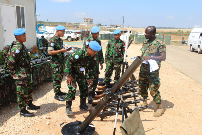 Indonesia Kontributor Terbesar Ke-10 Pasukan Pemelihara Perdamaian PBB