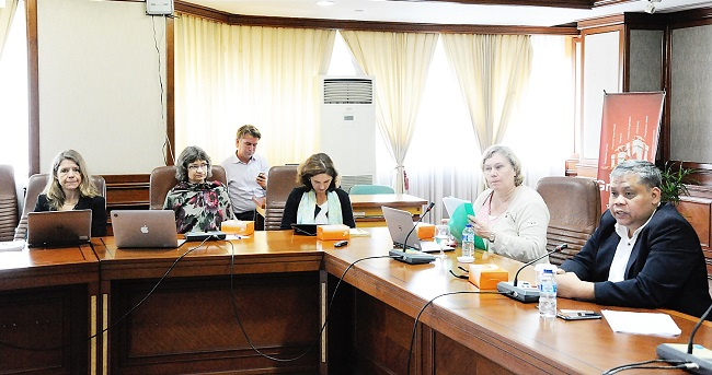 Kemenristekdikti-Swedia Kerjasama Pembangunan STP di Indonesia