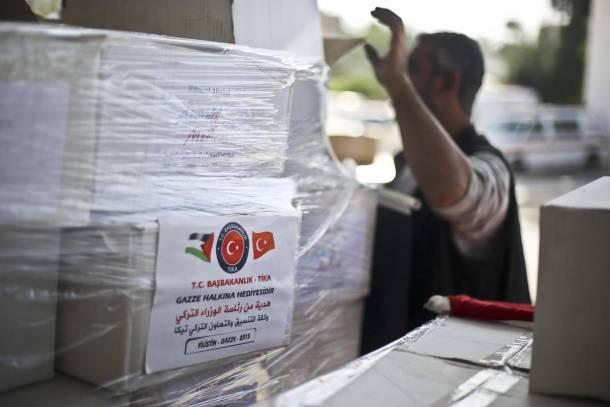 Turki Umumkan Rencana Bangun 320 Unit Rumah di Gaza