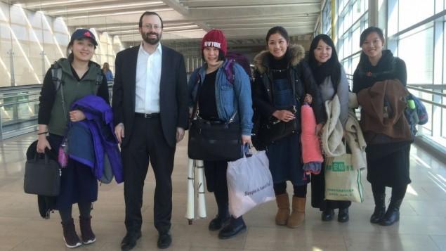 Lima Wanita Cina-Yahudi  Migrasi ke Israel