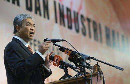 Malaysia Dorong Program Industri Halal Asli Melayu