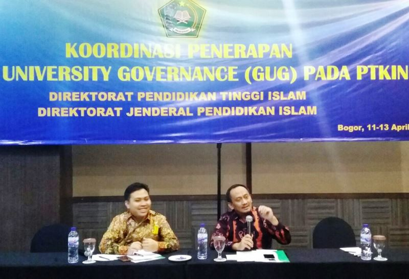 Menuju Good University Governance, PTKIN Benahi Pengawasan Internal