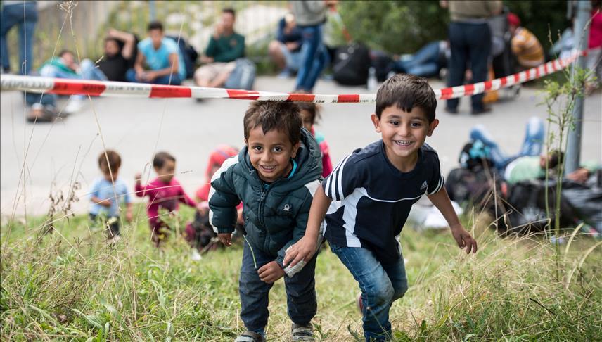 Hampir 6.000 Anak Pengungsi Hilang di Jerman pada 2015