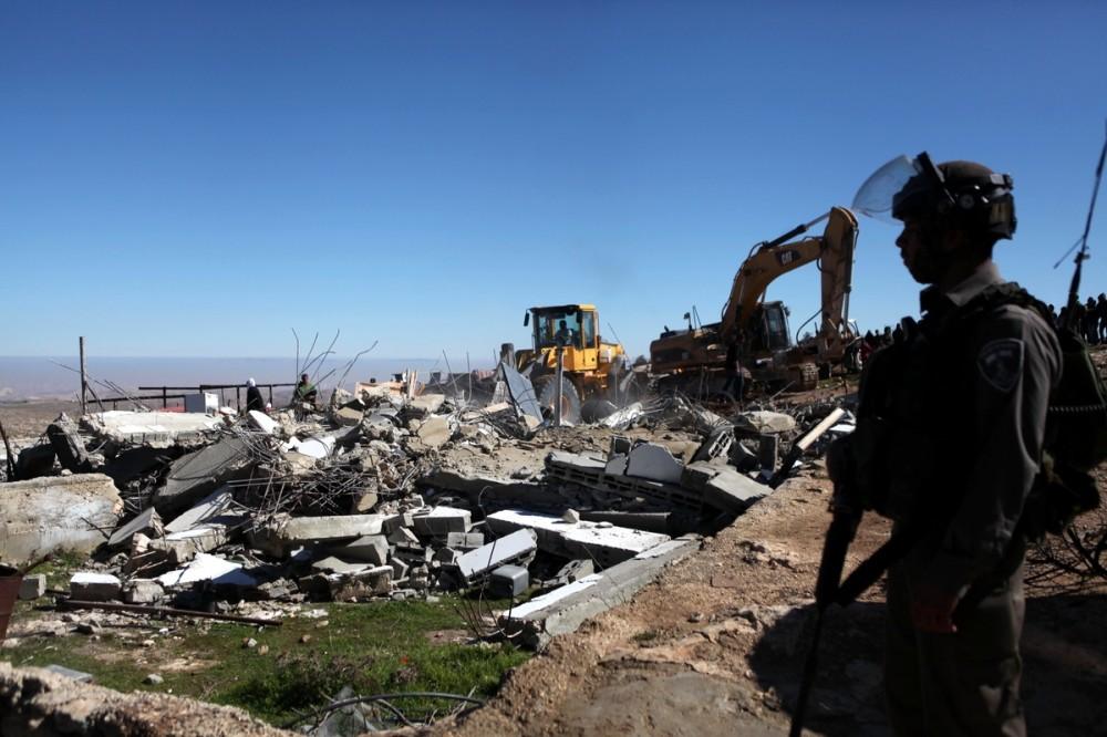 Israel Perintahkan Hancurkan 11 Rumah dan Sebuah Masjid di Al-Quds Timur