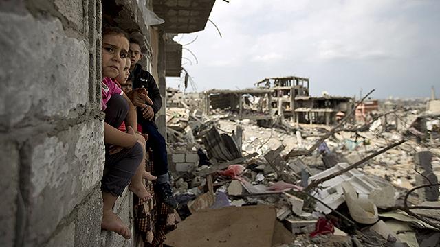 Hamas Khawatirkan Efek Blokade Gaza