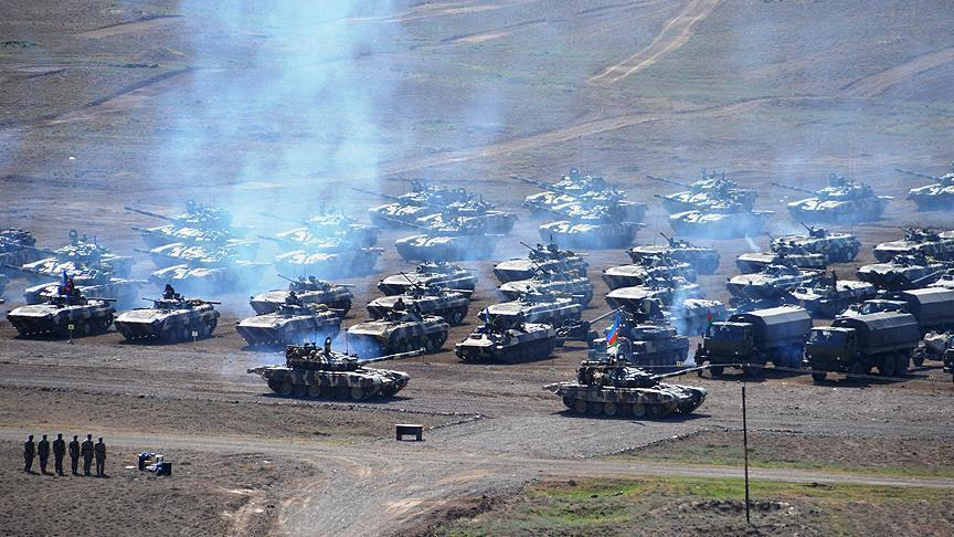 Azerbaijan-Armenia Hentikan Perang di Nagorno-Karabakh