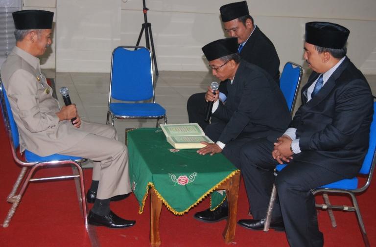 ODOJ Targetkan 2045 Pejabat dan PNS Hapal Al-Quran.