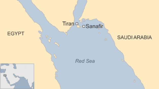 Mesir Berikan Dua Pulau Laut Merah untuk Arab Saudi