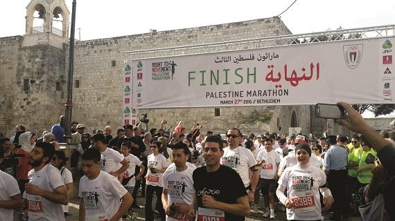 Israel Larang 103 Pelari Gaza Ikuti Lomba Maraton di Tepi Barat