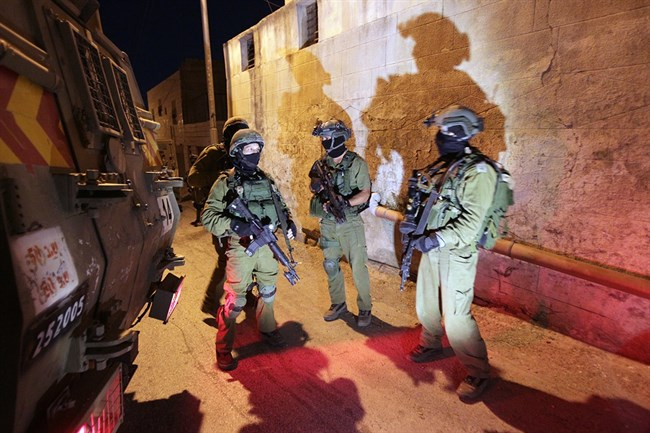 Pasukan Israel Lukai dan Tangkap Gadis Palestina di Ramallah