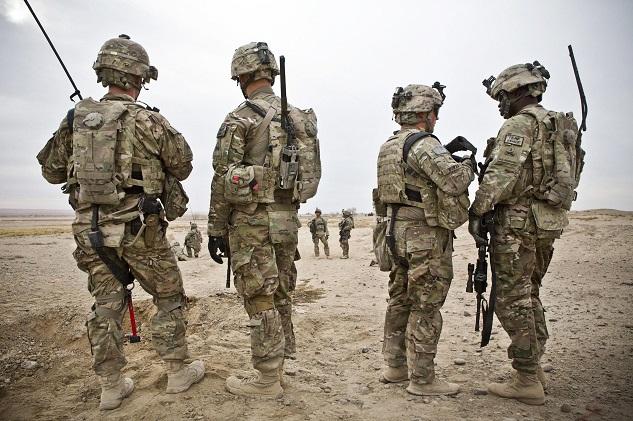 AS Kerahkan Pasukan Tambahan Ke Irak