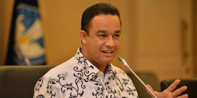 Anies Harap Impor Beras Tutupi Kekurangan di Jakarta