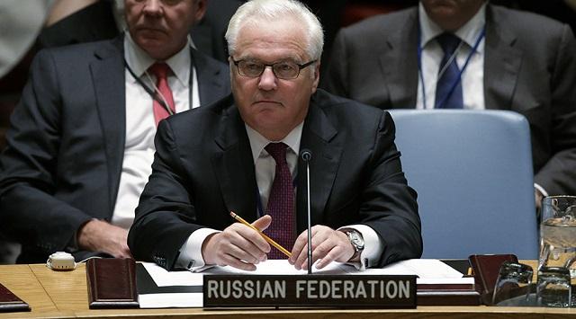 Rusia Minta PBB Masukkan Dua Kelompok Oposisi Utama Suriah Dalam Daftar Hitam