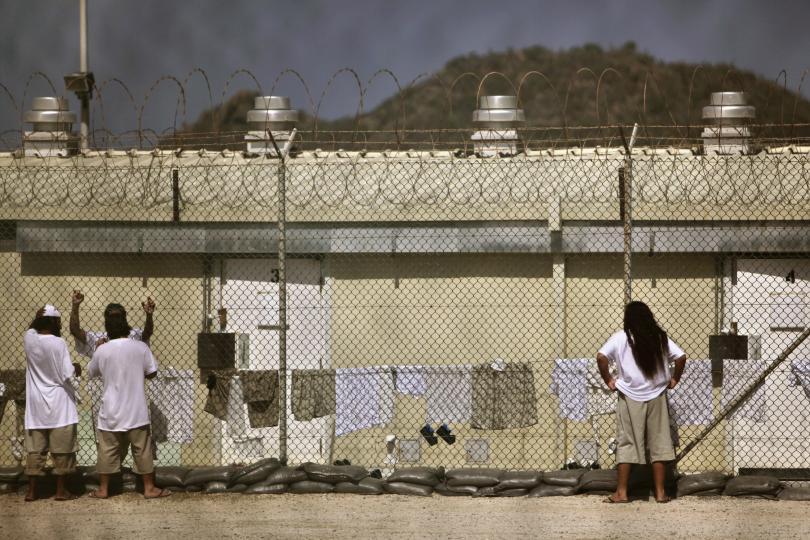 Arab Saudi Terima Sembilan Tahanan Yaman dari Guantanamo