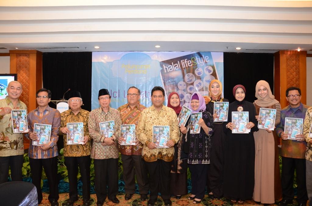 Majalah The Indonesia Halal Life Style & Business Diluncurkan di Jakarta
