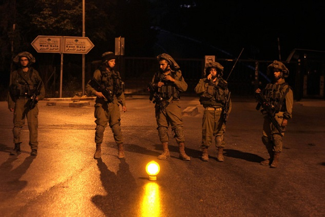 Lagi, Israel Serang Ibukota Palestina