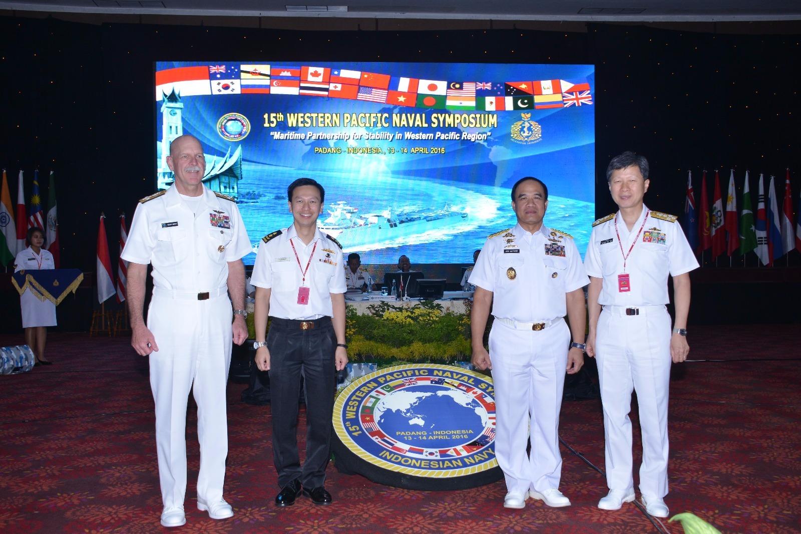 TNI AL: Komodo 2016 Upaya Wujudkan Perdamaian Dunia