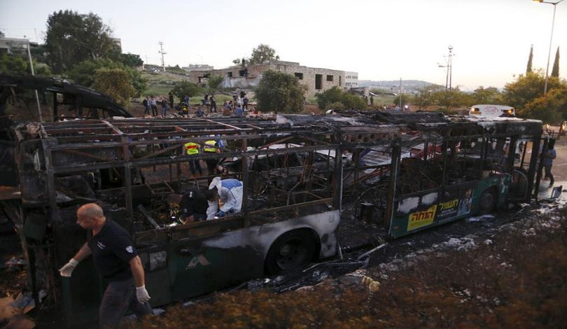 Pasukan Israel Tangkap Pelaku Peledakan Bus di Al-Quds