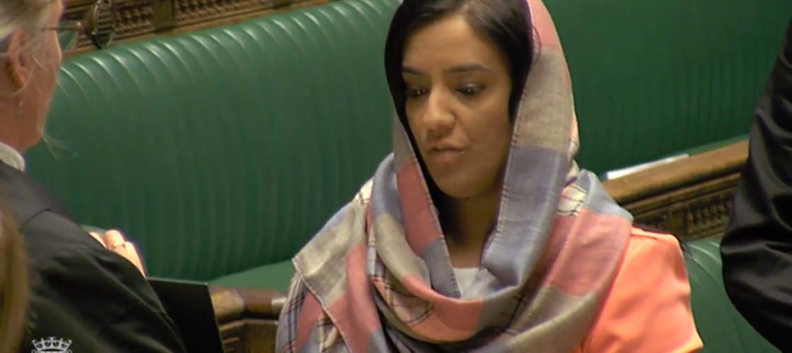 """Anggota Parlemen Wanita Inggris Diberhentikan Gara-gara Minta Negara """"Israel"""" Dipindah ke AS"""