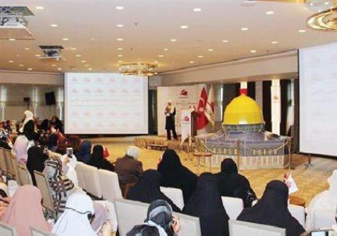 Nisaa'ul Aqsha Aktifkan Peran Muslimah dalam Pembebasan Al-Aqsha