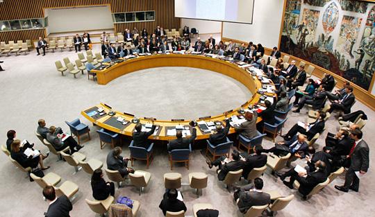Dewan Keamanan PBB Bahas Perlindungan Rakyat Palestina