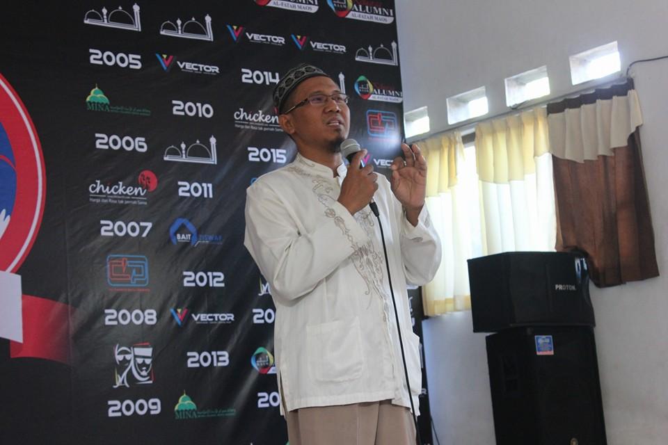 Naibul Imaam Cilacap : Penting Penyelenggaraan Ekonomi Syariah