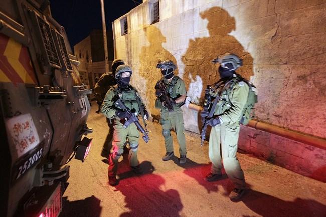 Pasukan Israel Serang Warga Palestina Saat Peringati Nakba ke-68