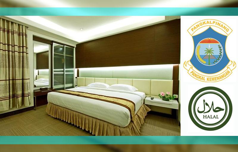 LPPOM MUI Bangka Belitung Terbitkan Sertifikat Halal untuk Empat Hotel di Pangkalpinang