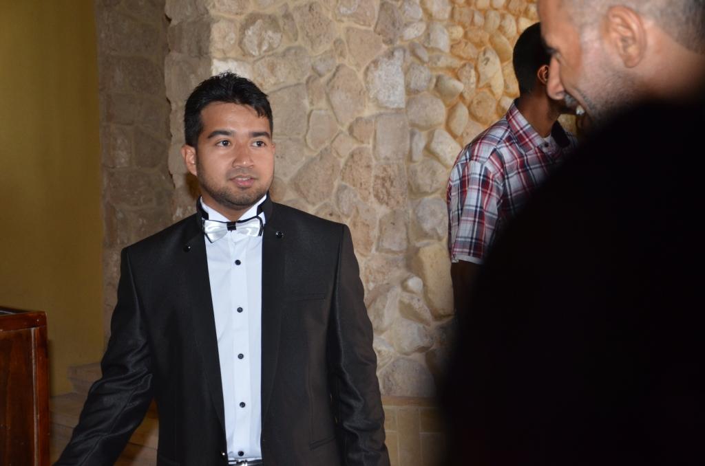 Mahasiswa Malaysia di Gaza Nikahi Putri Dosen, Seorang Janda Anak Lima