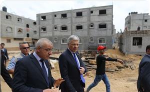 Menlu Belgia Serukan Gelar Konferensi Ekonomi Dukung Gaza