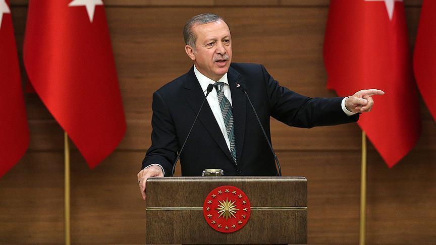 Erdogan Berjanji Balas Serangan Roket ISIS