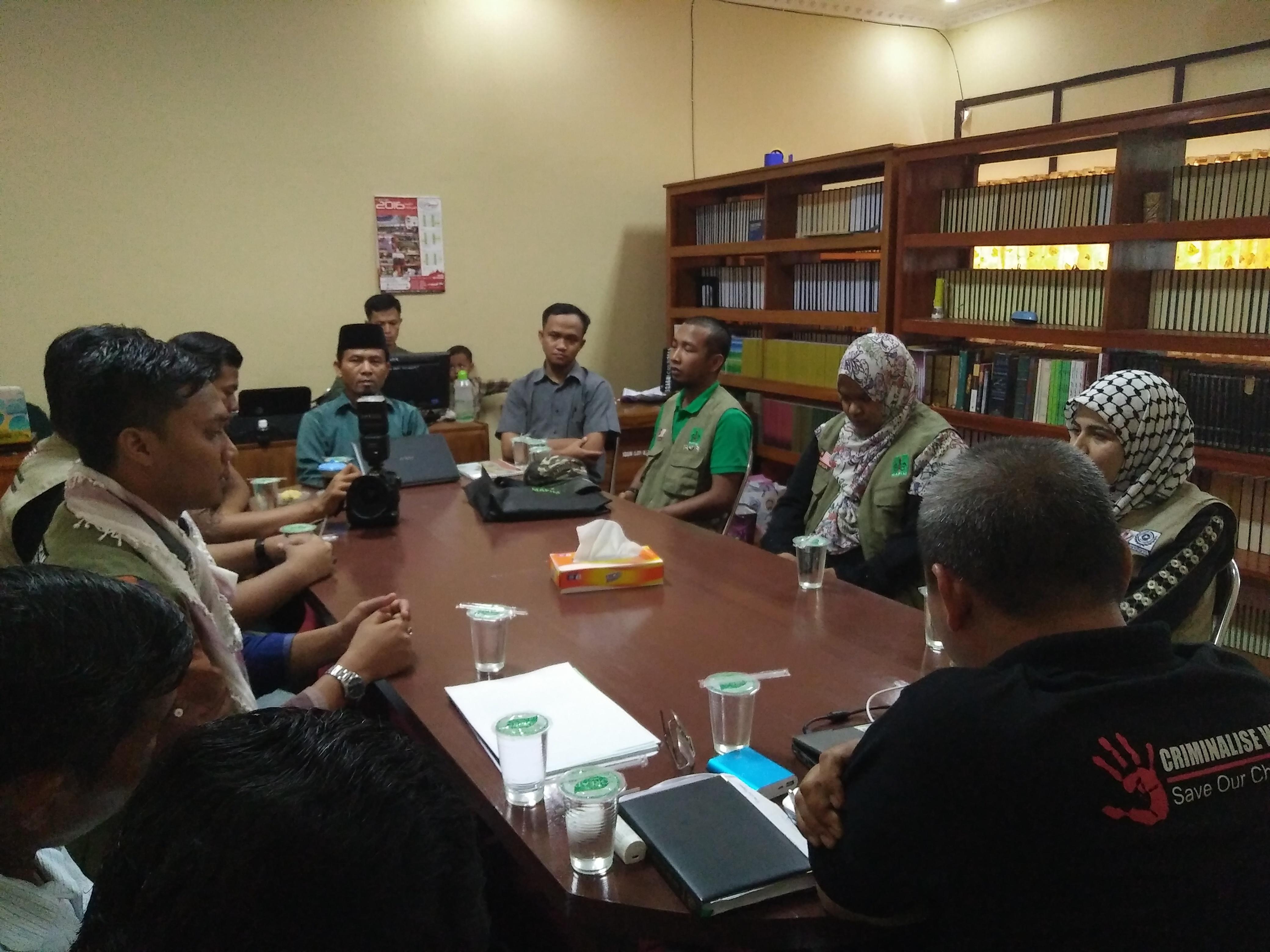 Komunitas Backpacker MAPIM Malaysia adakan Safari Dakwah Aceh-Bandung