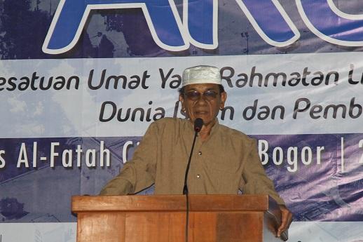 Ismet Rauf: Media Miliki Peran Besar untuk Perjuangan Islam