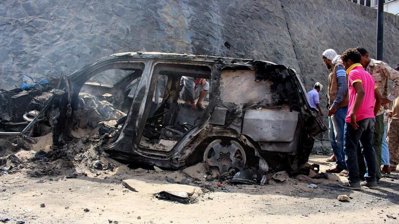 Anggota ISIS Ledakkan Diri di Mukalla Yaman, 25 Tewas
