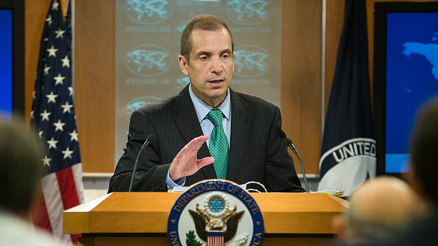 AS Pertanyakan Komitmen Israel Tentang Solusi Dua Negara