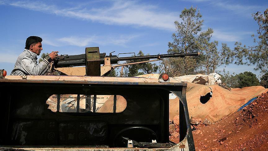 Oposisi Suriah Usir Pasukan Rezim di Selatan Aleppo