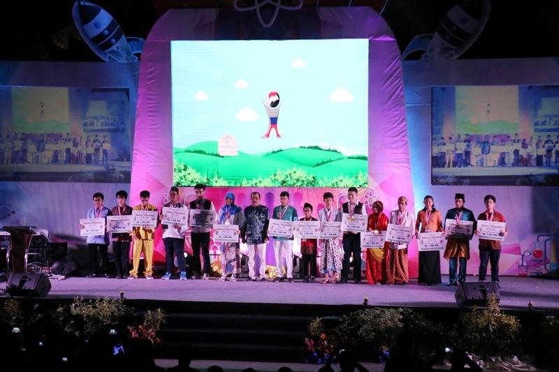 Madrasah Borong 26 Medali Pada Ajang Olimpiade Sains Nasional