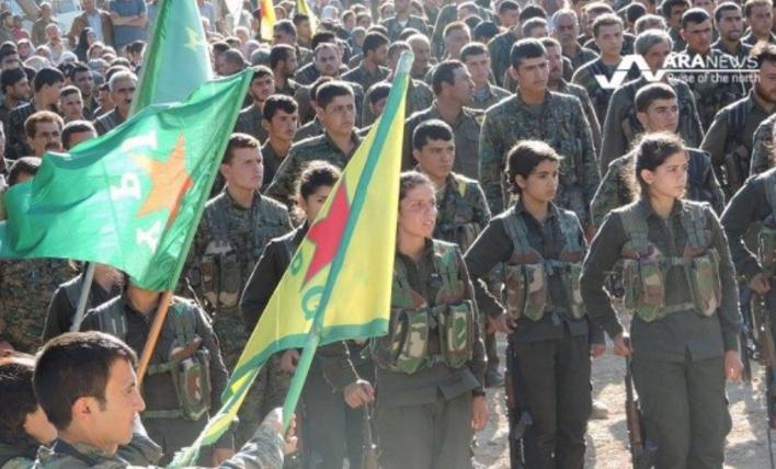 Koalisi AS Prihatin Ada Hubungan Kurdi dan Rusia