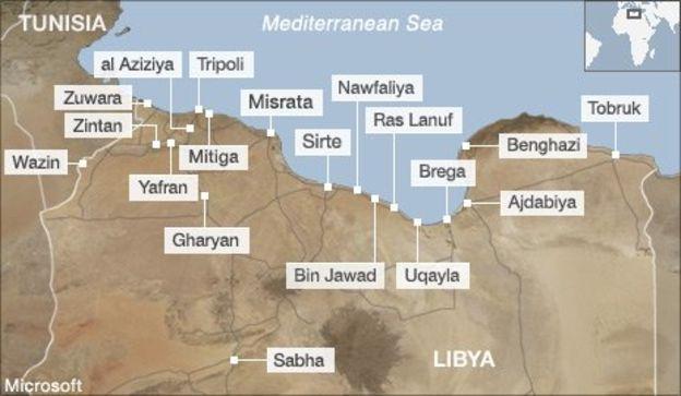 Krisis Libya: Sekjen PBB Serukan Para Pihak Bersaing Menahan Diri