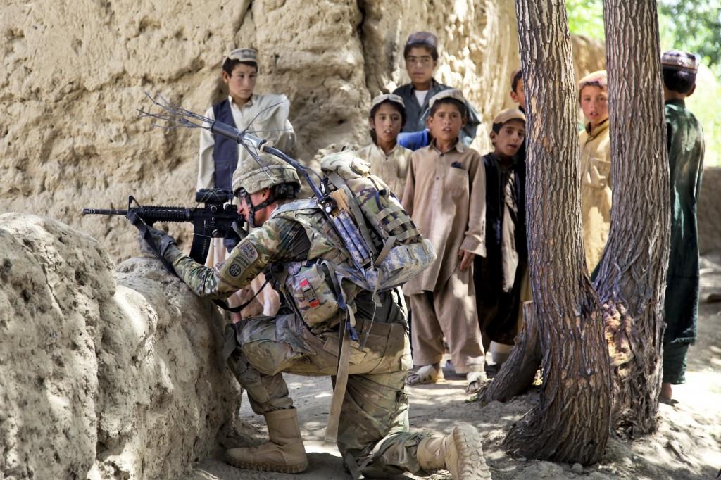 Dua Tentara NATO Tewas Ditembak di Afghanistan