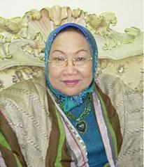 Tokoh Perempuan Indonesia Prof Hj Tuty Alawiyah Wafat