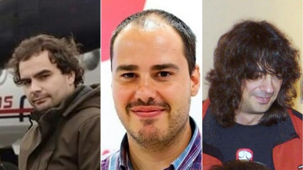 Tiga Wartawan Spanyol Dibebaskan dari Suriah
